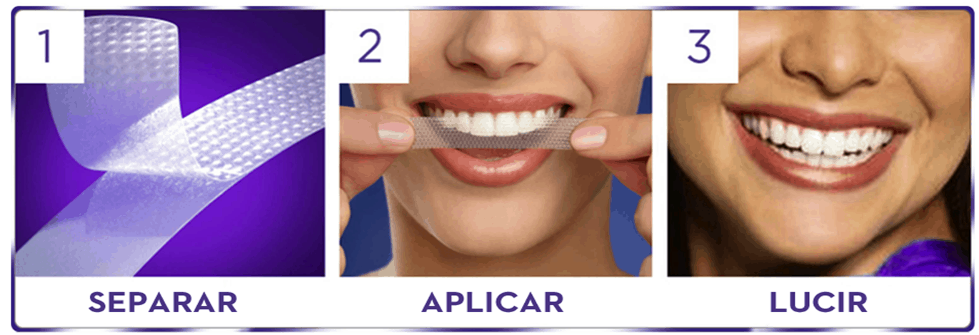 Oral-B 3D White Whitestrips