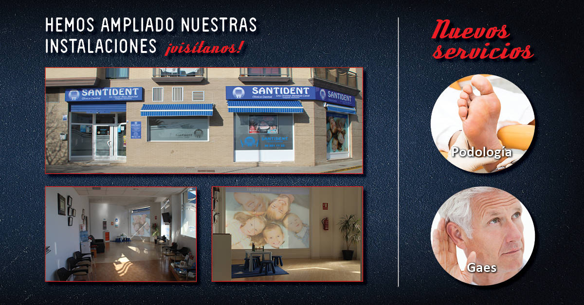 ¡Santident Clínica Dental Cheste sigue creciendo!