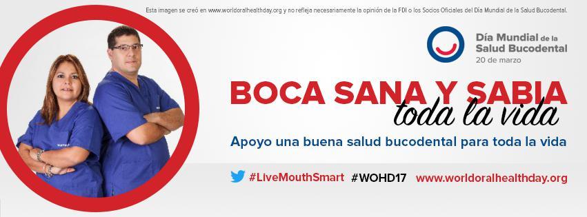 Día Mundial Salud Bucodental