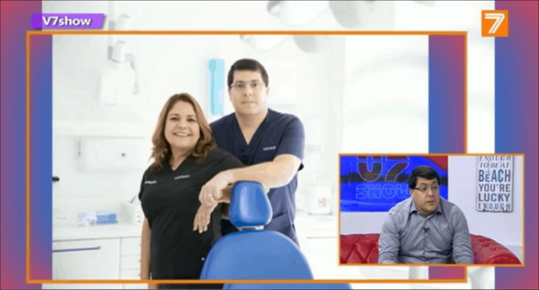 Entrevista dr. Oscar Rios en 7 TeleValencia