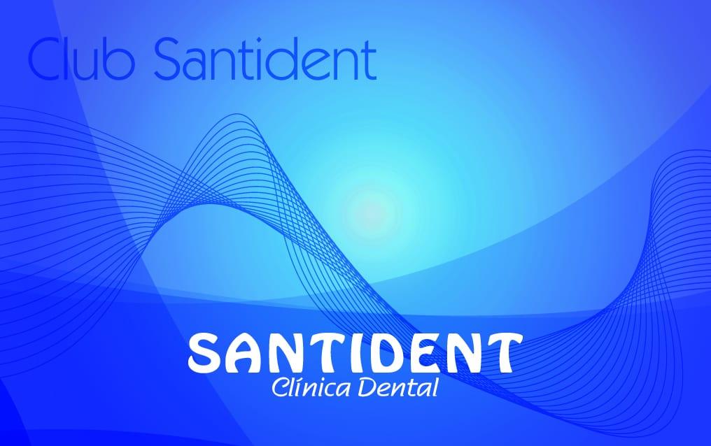 Tarjeta Club Santident, el mejor seguro dental