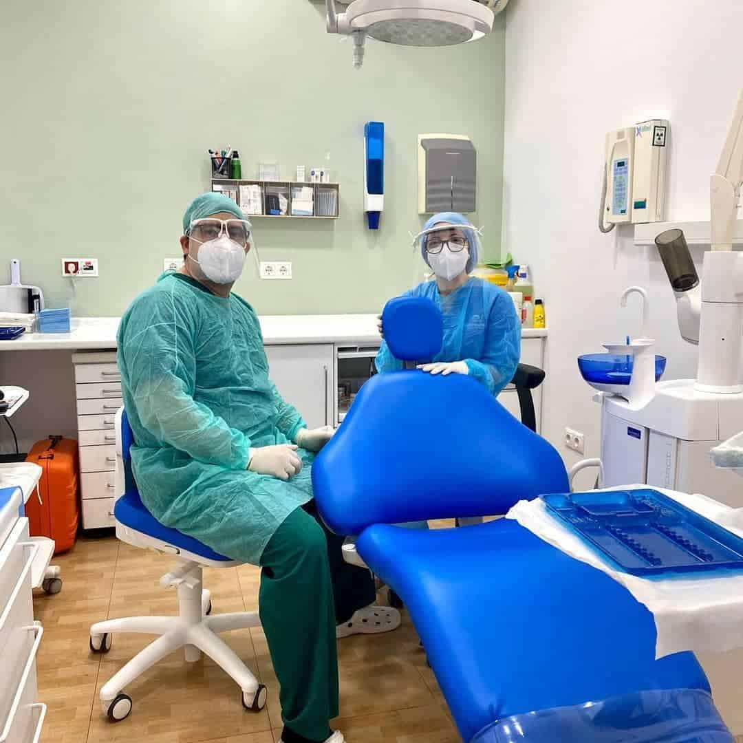 Santident: preparados para seguir atendiendo pacientes