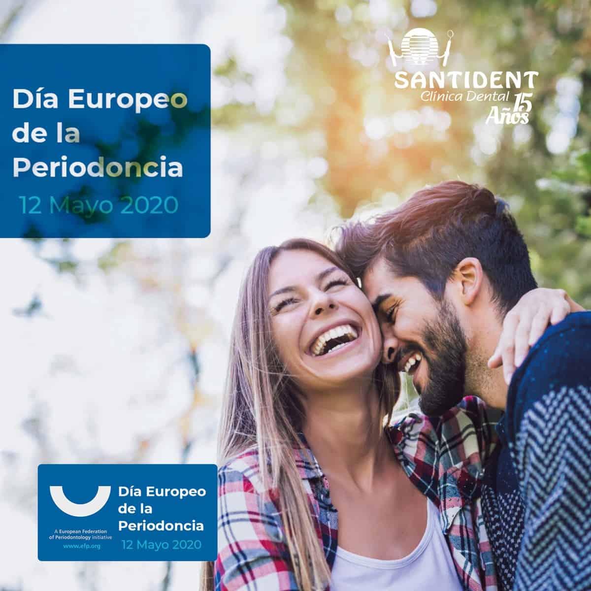 12 de mayo: Día Europeo de la Periodoncia