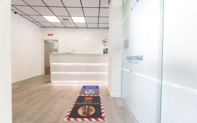 clinica dental santident picanya recepcion