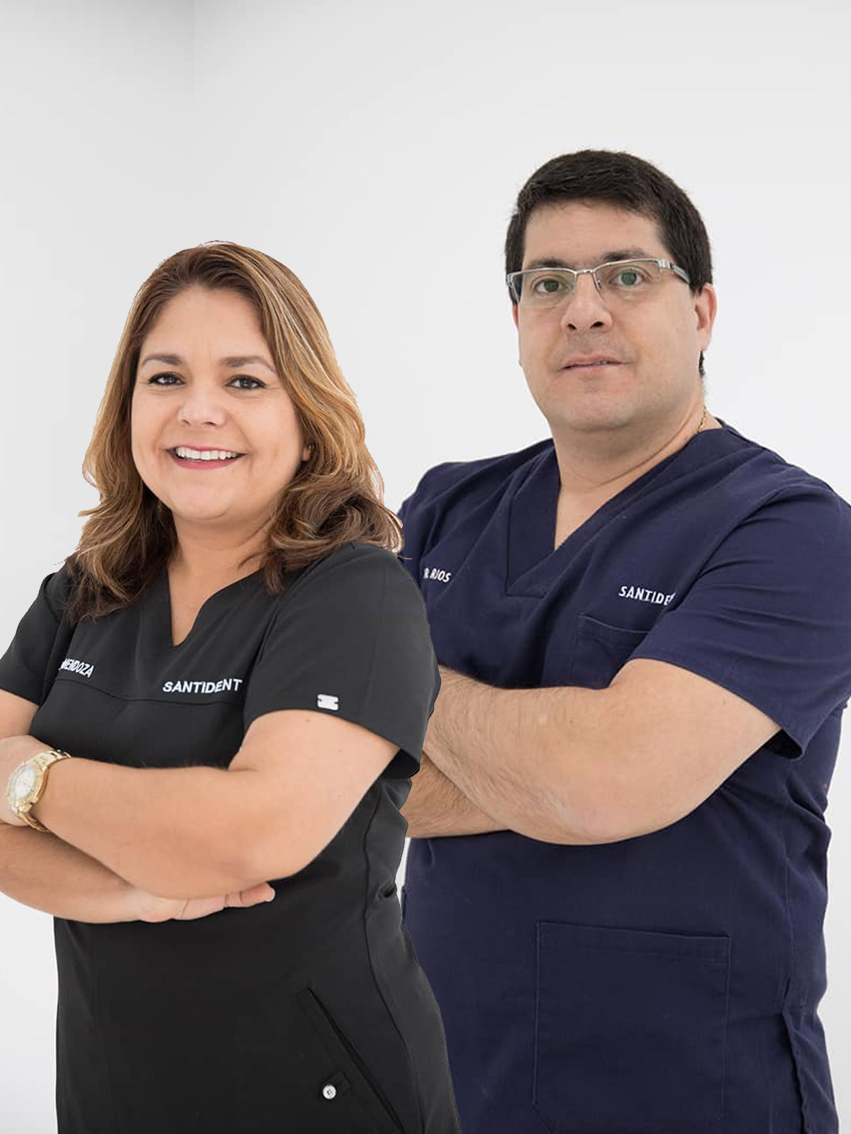 equipo doctores clinicas santident