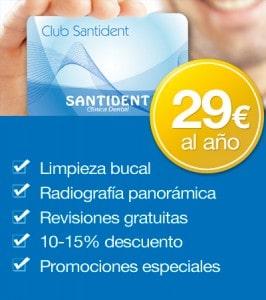 Clínica Dental CLub Santident en Valencia. Dentista en Picanya, Paterna y Cheste