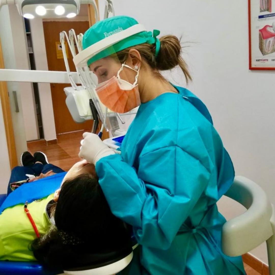 El láser de diodo, alta tecnología para los tratamientos periodontales
